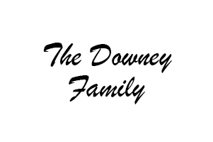 The Downey Family